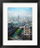 Tower In The Distance Fine-Art Print