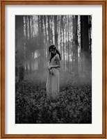 Girl in the Woods Fine-Art Print