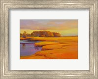 Autumn Marsh Fine-Art Print