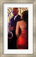 Sax Seduction Fine-Art Print