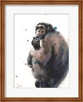 Chimpanzee Fine-Art Print