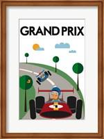 Grand Prix Fine-Art Print