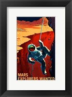 Explorers Wanted Fine-Art Print