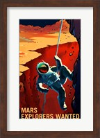 Explorers Wanted Fine-Art Print