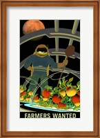 Farmers Wanted Fine-Art Print