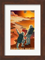 Surveyors Wanted Fine-Art Print