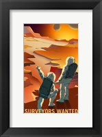Surveyors Wanted Fine-Art Print