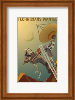 Technicians Wanted Fine-Art Print