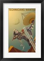 Technicians Wanted Fine-Art Print