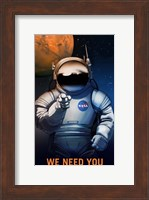 We Need You Fine-Art Print