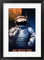 We Need You Fine-Art Print