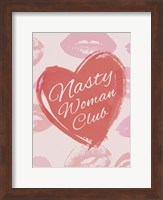Nasty Woman Club Fine-Art Print