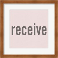 Pink Recieve Fine-Art Print