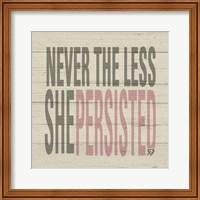 She Persisted II Fine-Art Print