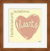 Hearts Fine-Art Print