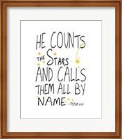 He Counts His Stars Fine-Art Print