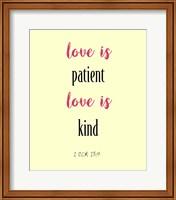 Love Is Fine-Art Print