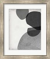 Grey Shapes IV Fine-Art Print