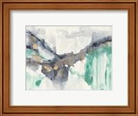 Viridian Canyon I Fine-Art Print
