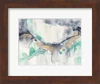 Viridian Canyon II Fine-Art Print
