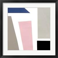 Color Blocks III Fine-Art Print