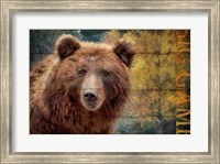 Big Game Bear Fine-Art Print