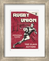 Rugby Fine-Art Print