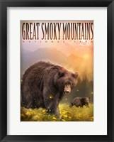 Smokey Mountain Bears Fine-Art Print