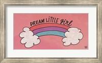 Dream Little Girl Fine-Art Print