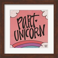 Part Unicorn Fine-Art Print