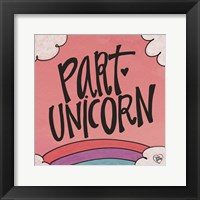 Part Unicorn Fine-Art Print