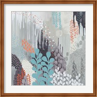Gray Forest II Fine-Art Print
