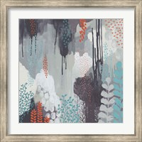 Gray Forest I Fine-Art Print