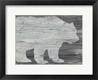Vintage Plains Animals II Fine-Art Print