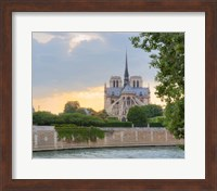 Notre Dame - View from the Seine Fine-Art Print