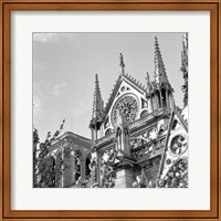Shining Star of Paris - Notre Dame Fine-Art Print