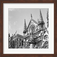 Shining Star of Paris - Notre Dame Fine-Art Print