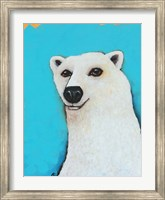 The Cute Polar Bear Fine-Art Print