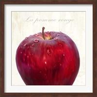 La Pomme Rouge Fine-Art Print