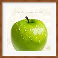 La Pomme Vert Fine-Art Print