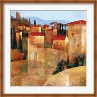 Tuscan Hillside Fine-Art Print