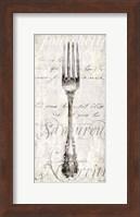 Decorative Fork Fine-Art Print