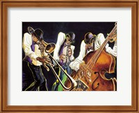 Jamming Fine-Art Print