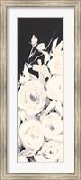 Black and White Floral II Fine-Art Print