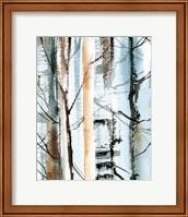 Wood Scape II Fine-Art Print