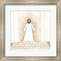 Jesus Teaches at Temple Fine-Art Print