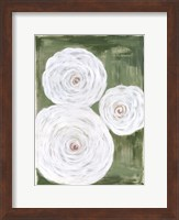 Big White Flowers I Fine-Art Print