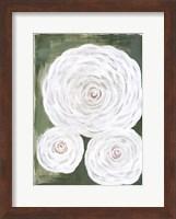 Big White Flowers II Fine-Art Print