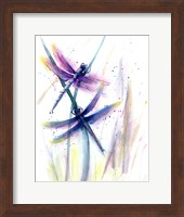 Dragonflies II Fine-Art Print