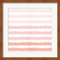 Pink Ombre Ikat Fine-Art Print
